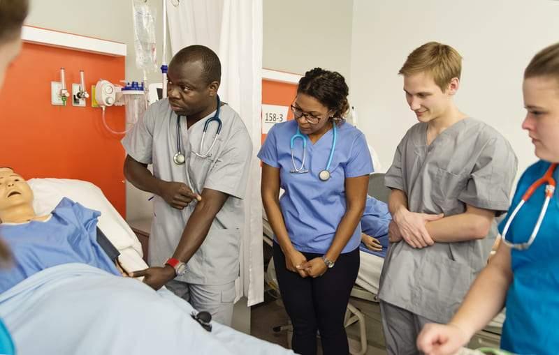 Class Hospital Setting Adult Education Phlebotomy 611