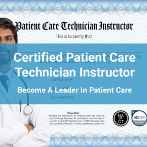 Cpct Instructor Certification Registration
