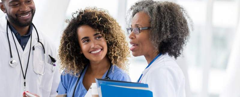 Gainfully Employed Medical Health Professionals 4